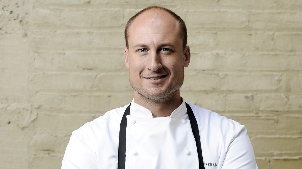Chef Dave Beran of Dialogue restaurant in Santa Monica