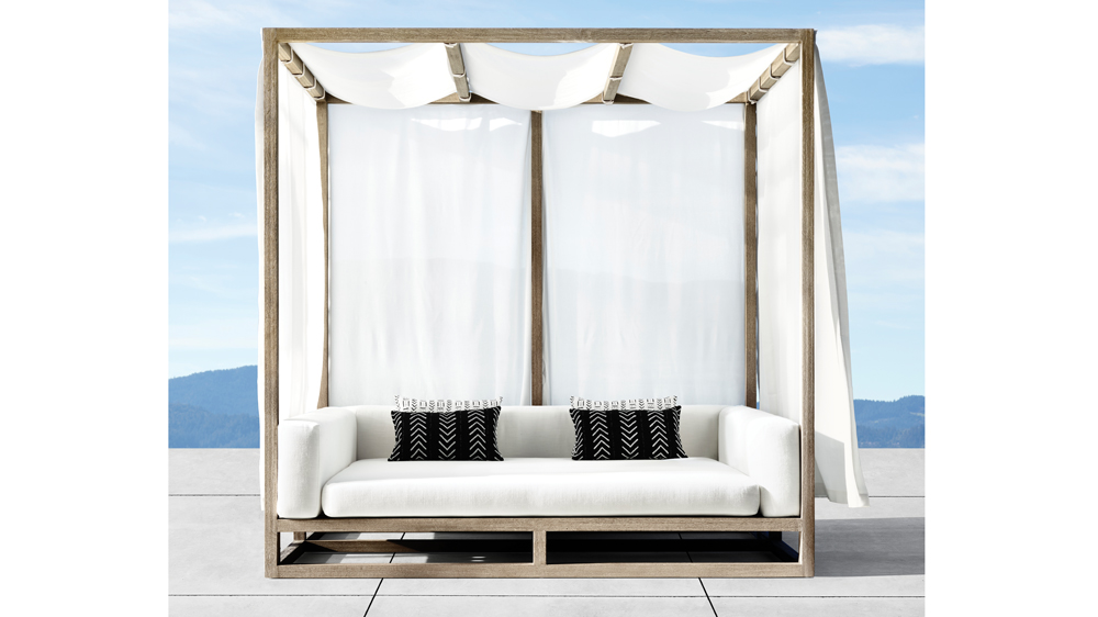 Aviara collection daybed restoration hardware
