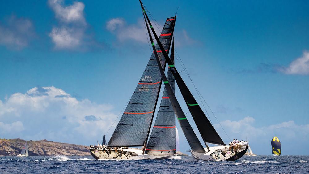 Dream Regatta sailboats