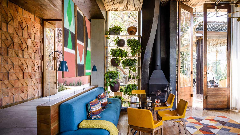 South Africa's Singita Sweni safari lodge