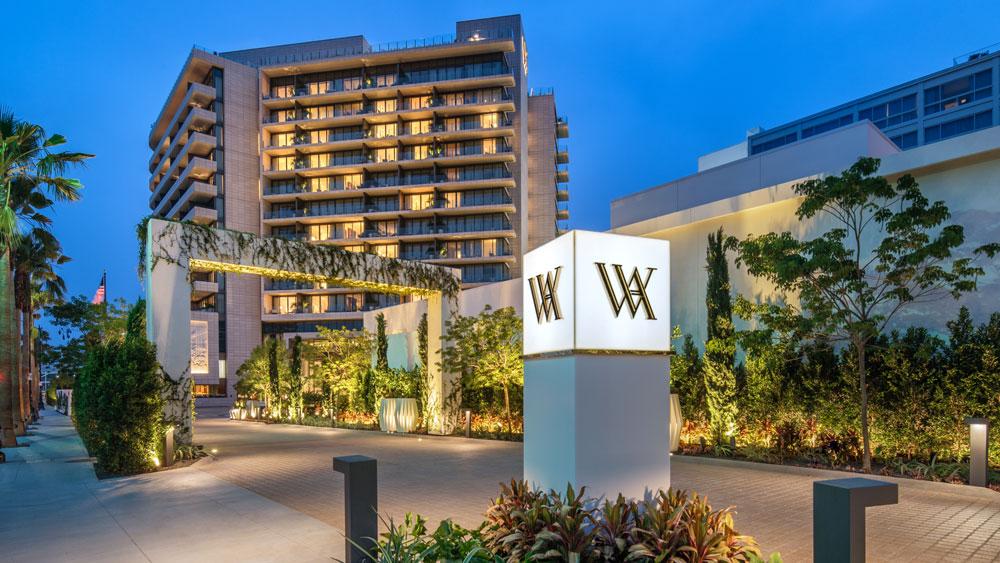 Prairie Spa at the Waldorf Beverly Hills hotel