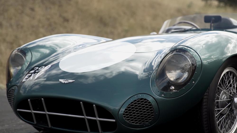 1956 Aston Martin Dbr1 Racer Proves It Still Has Plenty Of Roar Robb Report