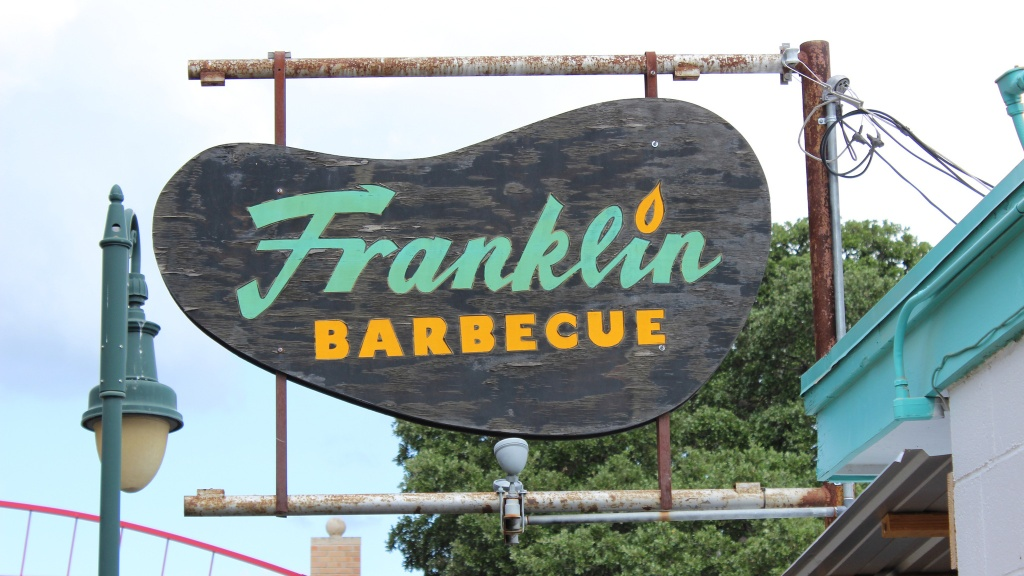 Frankling Barbecue in Austin