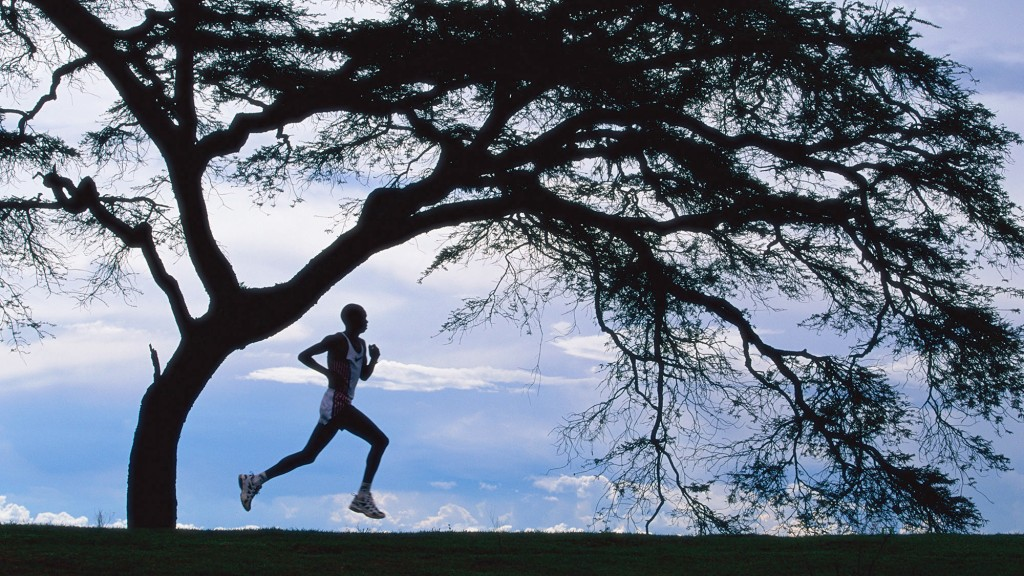 Marathon Training with Daniel Kipngetich Komen in Kenya