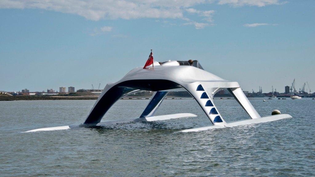 Glider Yachts Glider SS18 race Boat