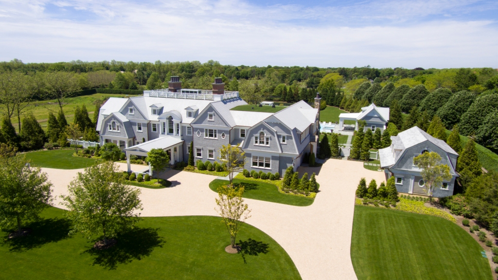 Largest Home on the Market in the Hamptons