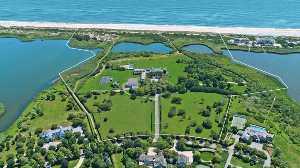 Jule Pond in the Hamptons