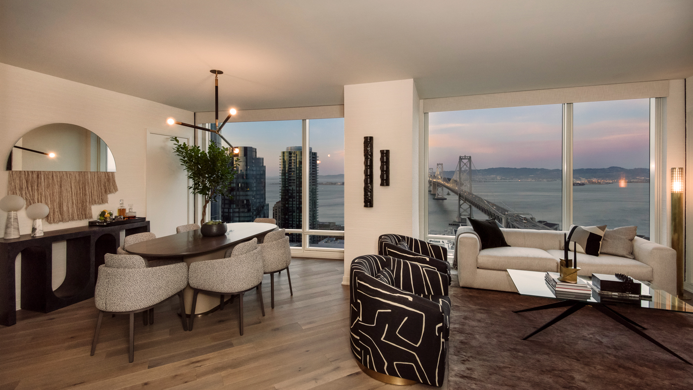 New Units at the Harrison in San Francisco