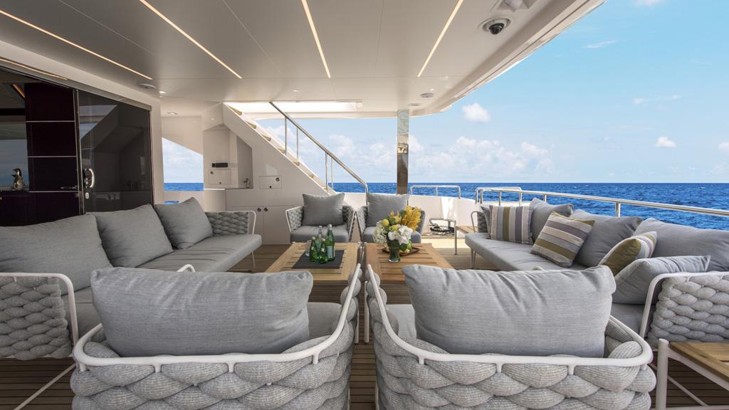 Horizon FD85 Yacht Superyacht
