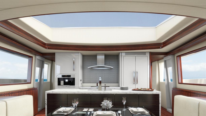 Hatteras 90 Motor Yacht