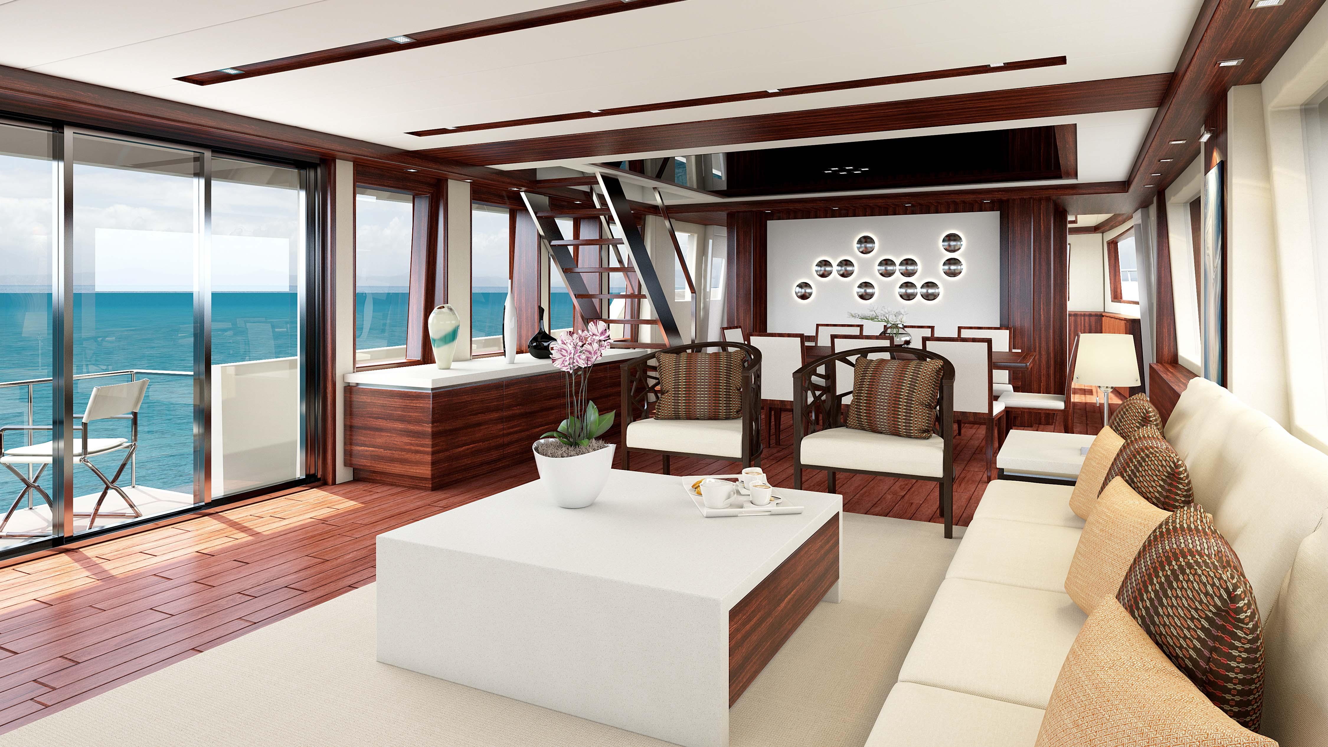 Hatteras 90 Motor Yacht superyacht