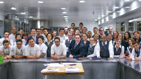 Christopher Kostow and the Restaurant at Meadowood