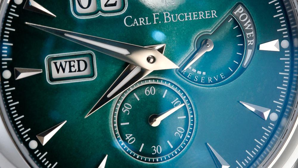 Carl F Bucherer Manero PowerReserve