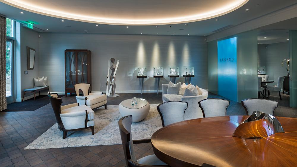 Lugano Aspen interior room