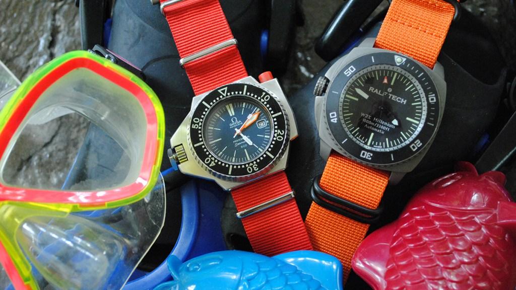 Martin Pulli Omega Ploprof Watch