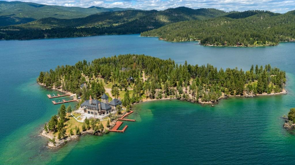 Montana Flathead Lake