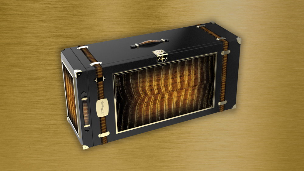 S.T. Dupont Limited Edition Anniversary Humidor