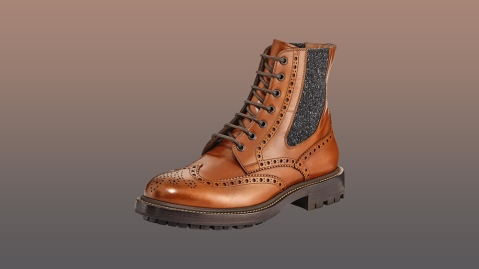 Hiker Boot Brunello Cucinelli