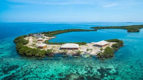 North Saddle Caye (Belize)