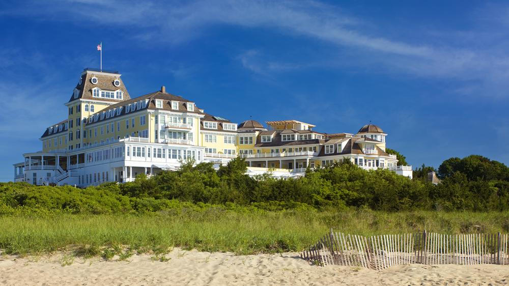 Rhode Island's Ocean House hotel.