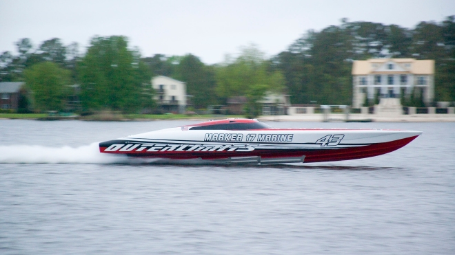 Outerlimits 43 Powerboat speedboat