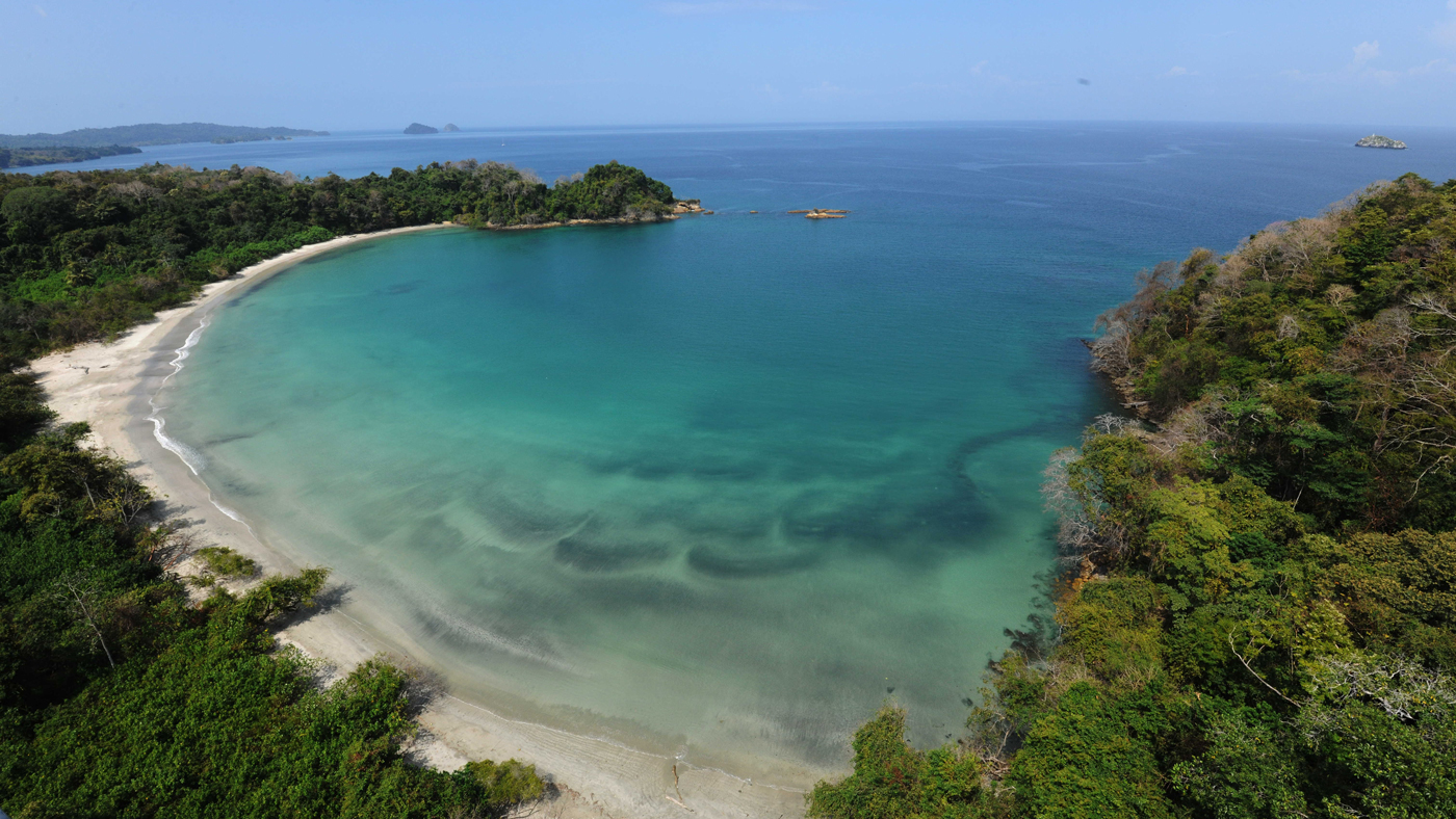 Islands in Panama