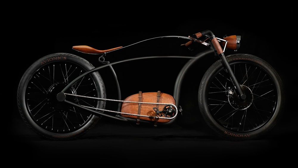 full-size image of the Avionics V1 e-bike