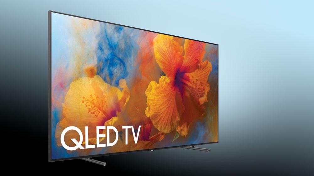 Samsung's 88-Inch, 4K Q9F QLED television