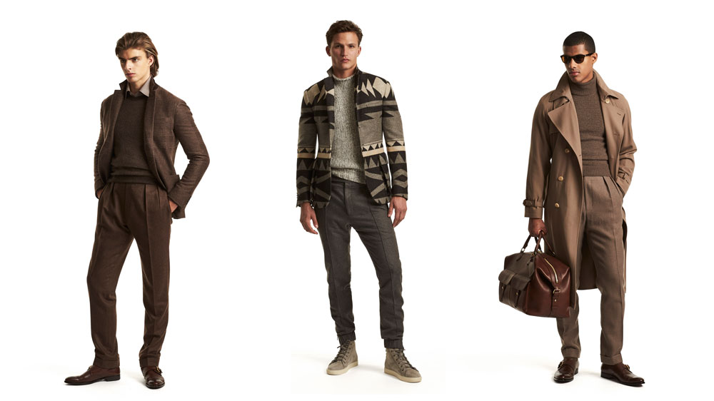 Ralph Lauren men's fashion outerwear for Fall