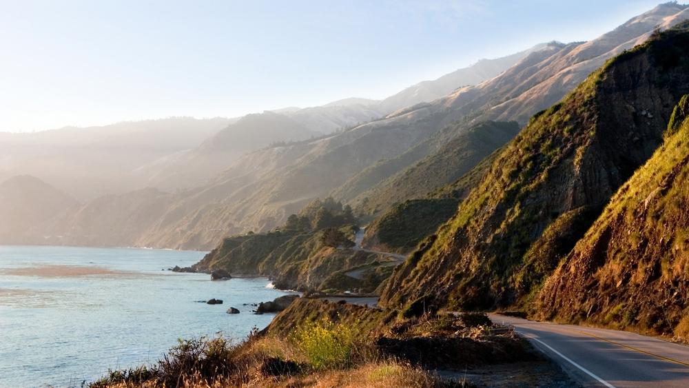 Big Sur off of PCH in California.