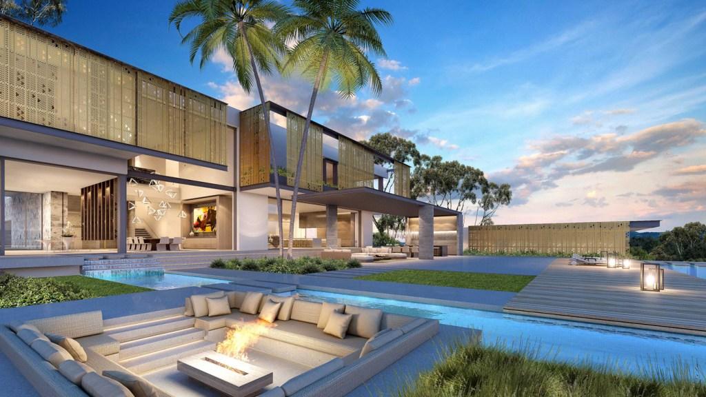 $100 Million Home: Skygarden