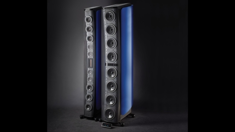 Gryphon speakers stand-up Kodo reference standard
