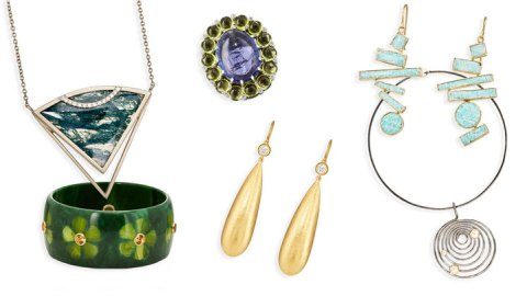 summer to autumn jewelry pieces