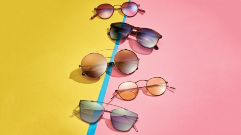 sunglasses composite