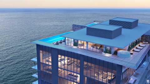 Penthouse at Turnberry Ocean Club Residences
