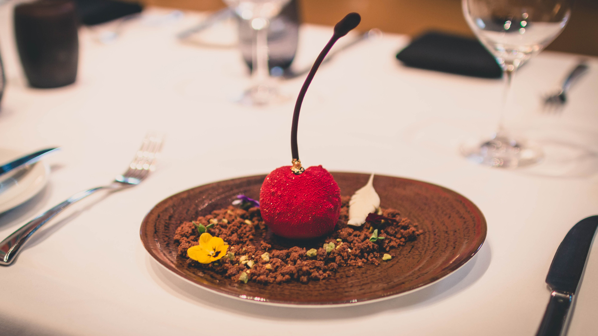 The Cherry at Spago.