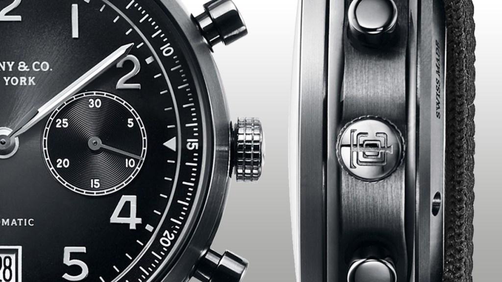 Tiffany & Co. CT60 DLC Watch