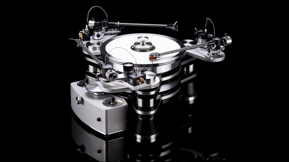 VPI Titan turntable