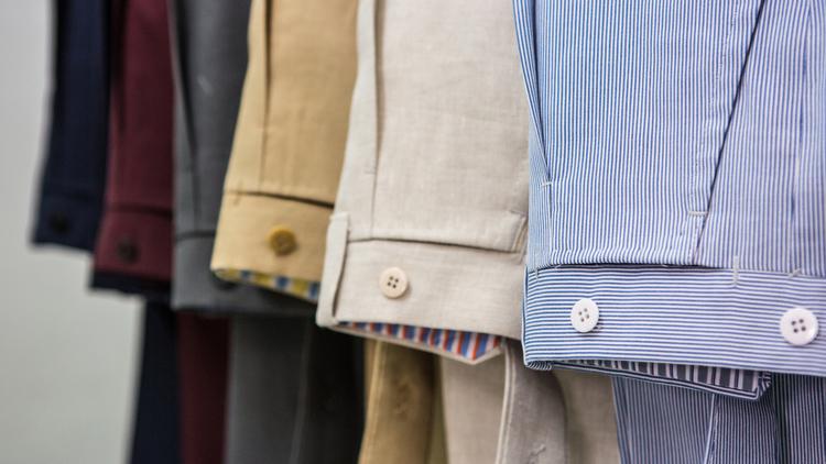Amorosi Napoli clothing.