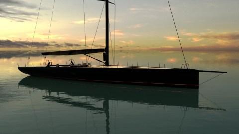Wallycento Tango sailing yacht Wally Yacht