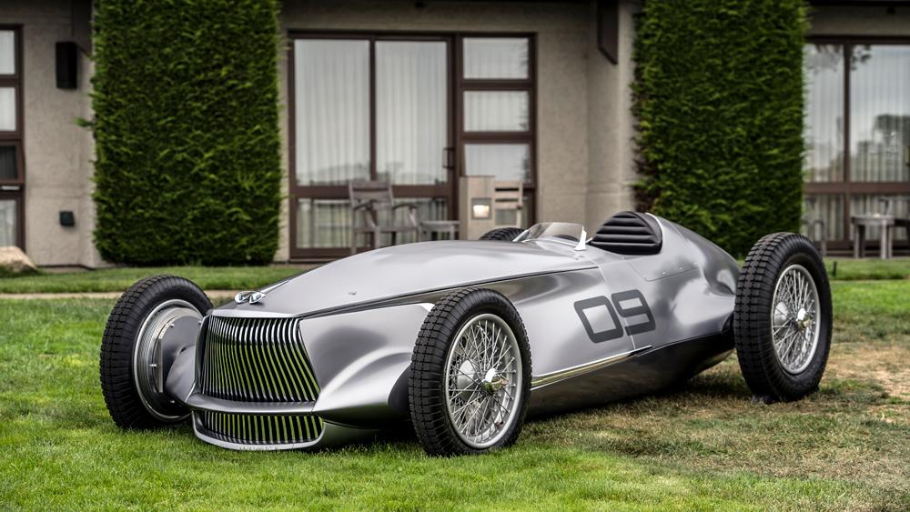 Infiniti Prototype Concept 9 car