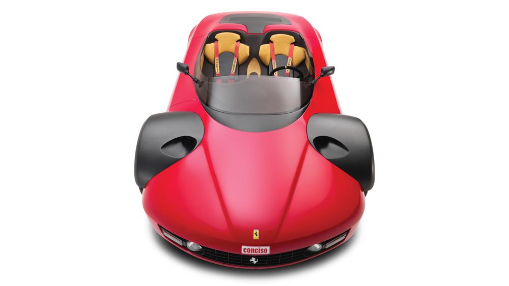 1989 Ferrari 328 Conciso