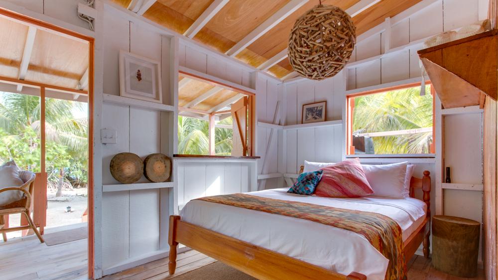 The Family Coppola Resorts' Coral Caye Island