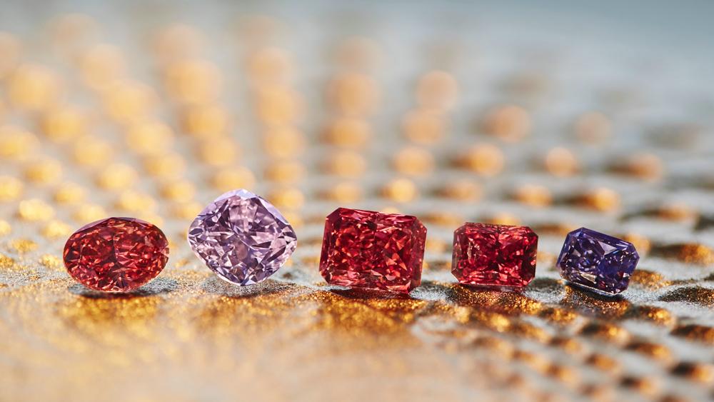 Argyle Diamonds