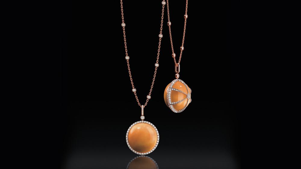 Assael melo melo pearl necklace