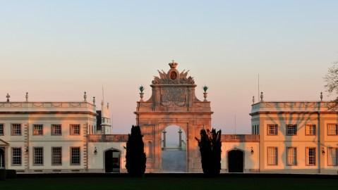 The New Spa at Tivoli Palácio de Seteais
