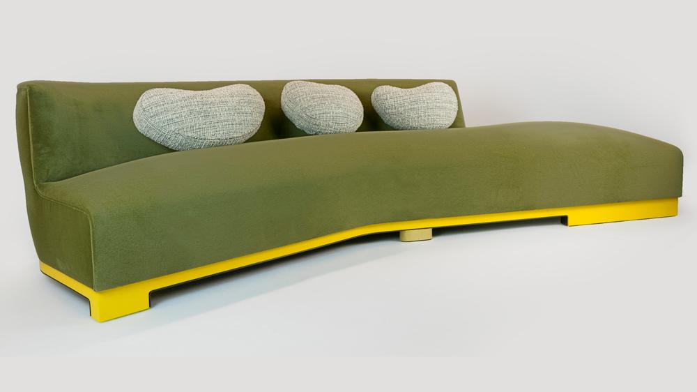 Achille Salvagni Garda sofa