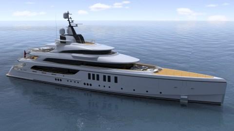 Benetti Superyacht FB276 Italian