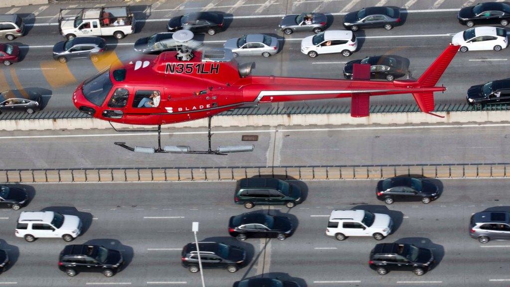 Blade Helicopter Service Manhattan Bristow Delta
