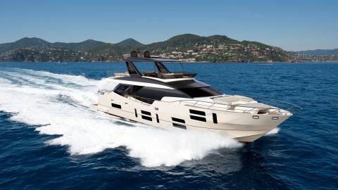 Canados 808 yacht Italian
